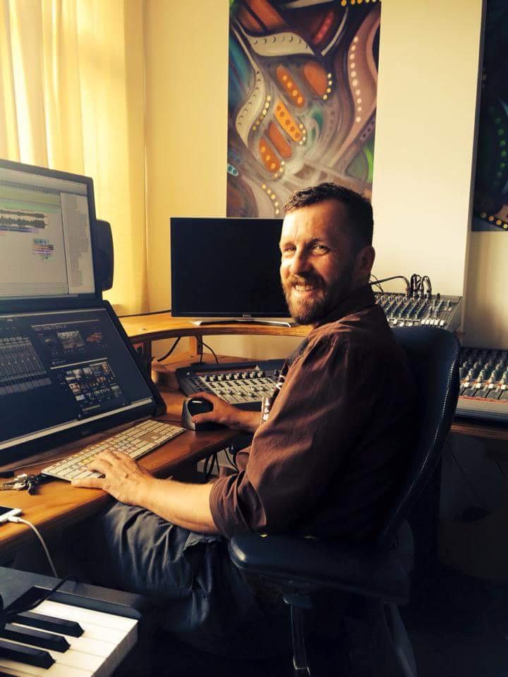The old studio, Miramar, Wellington. 2015