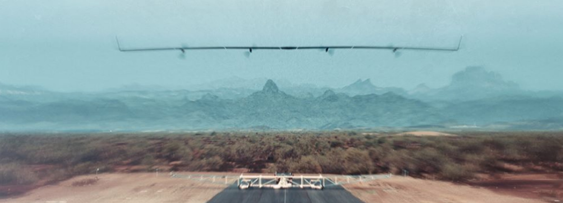 Aquila, Facebook's solar-powered plane that will beam internet to remote parts of the world
