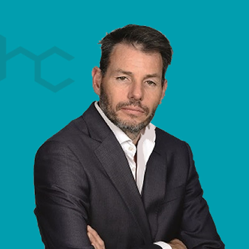 Ian Russell, CEO Disrupting