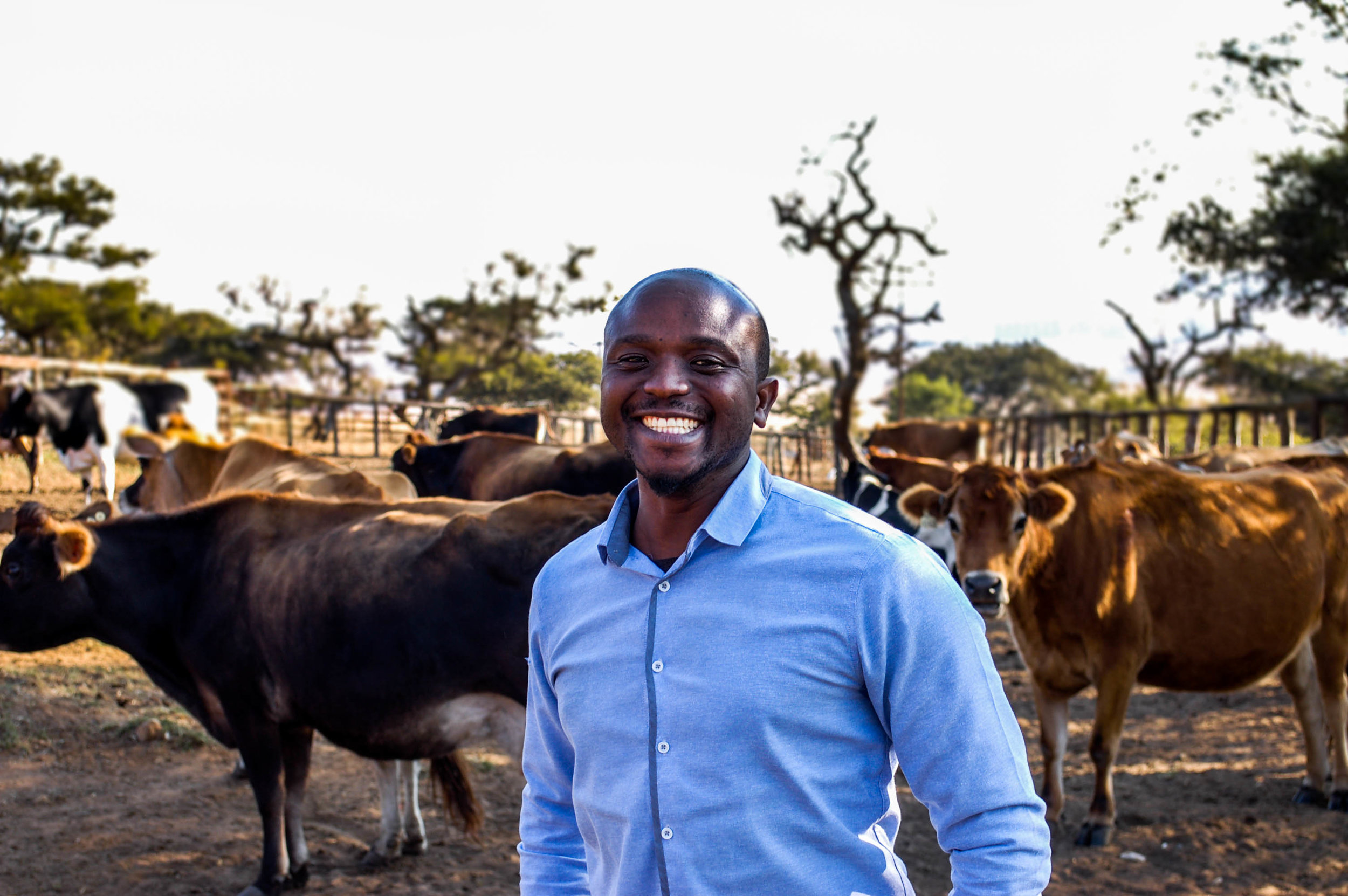 Nthuthoko Shezi CEO of Livestock Wealth