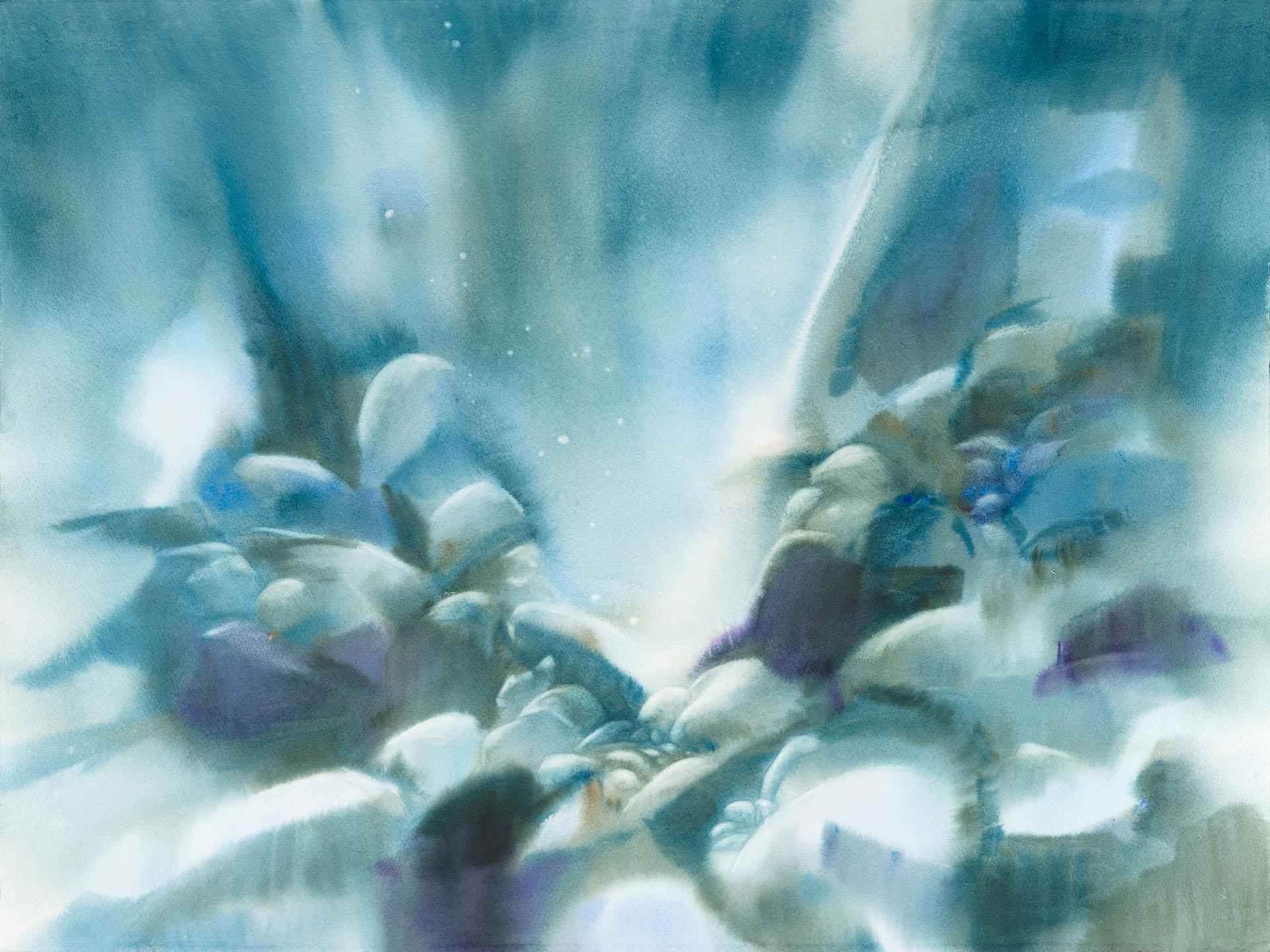 Suzanne Galloway      Dancing Light VII      $1500