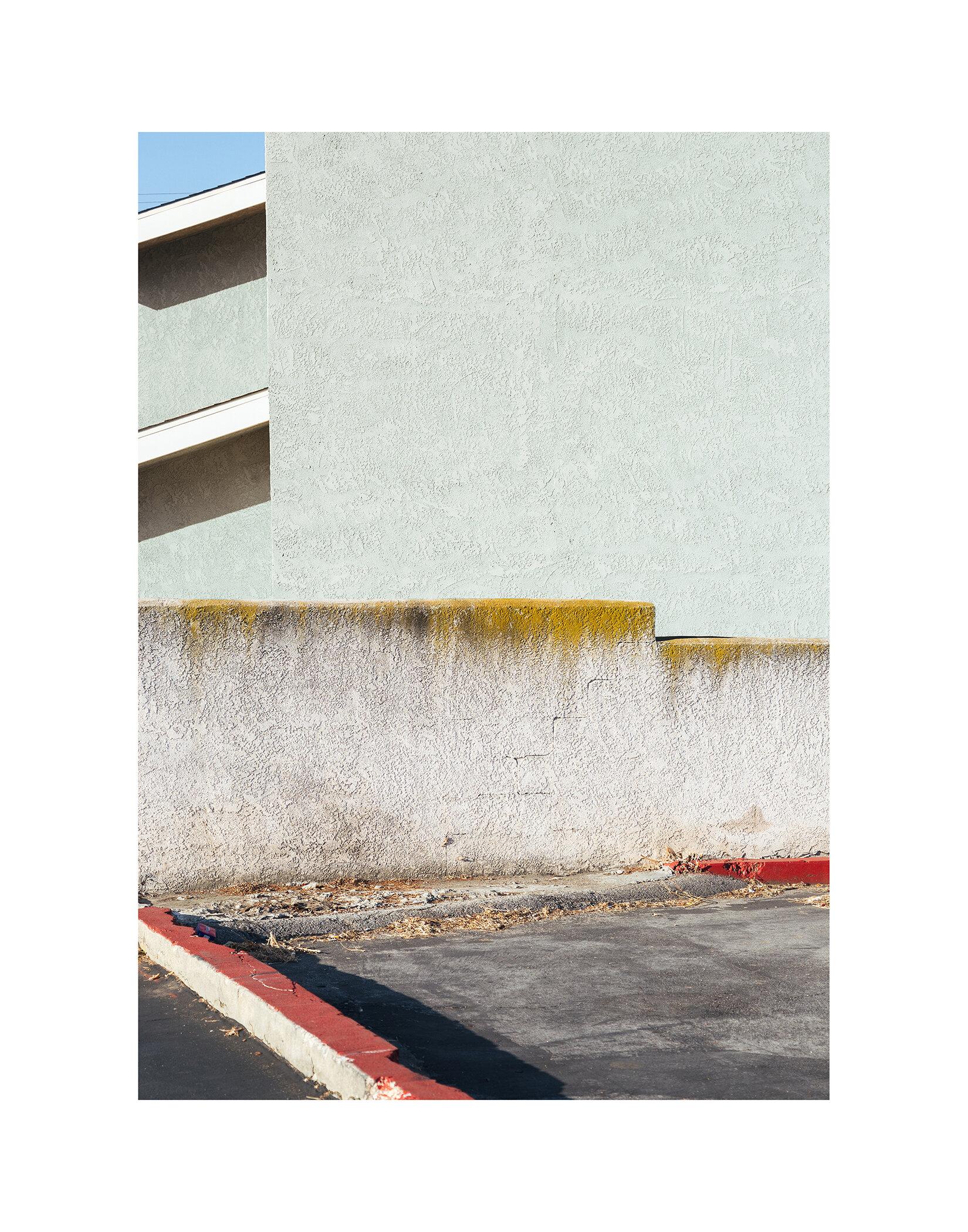 Solo Show, Graphic Hardscapes/Whittier, CA - Rachelle Mendez