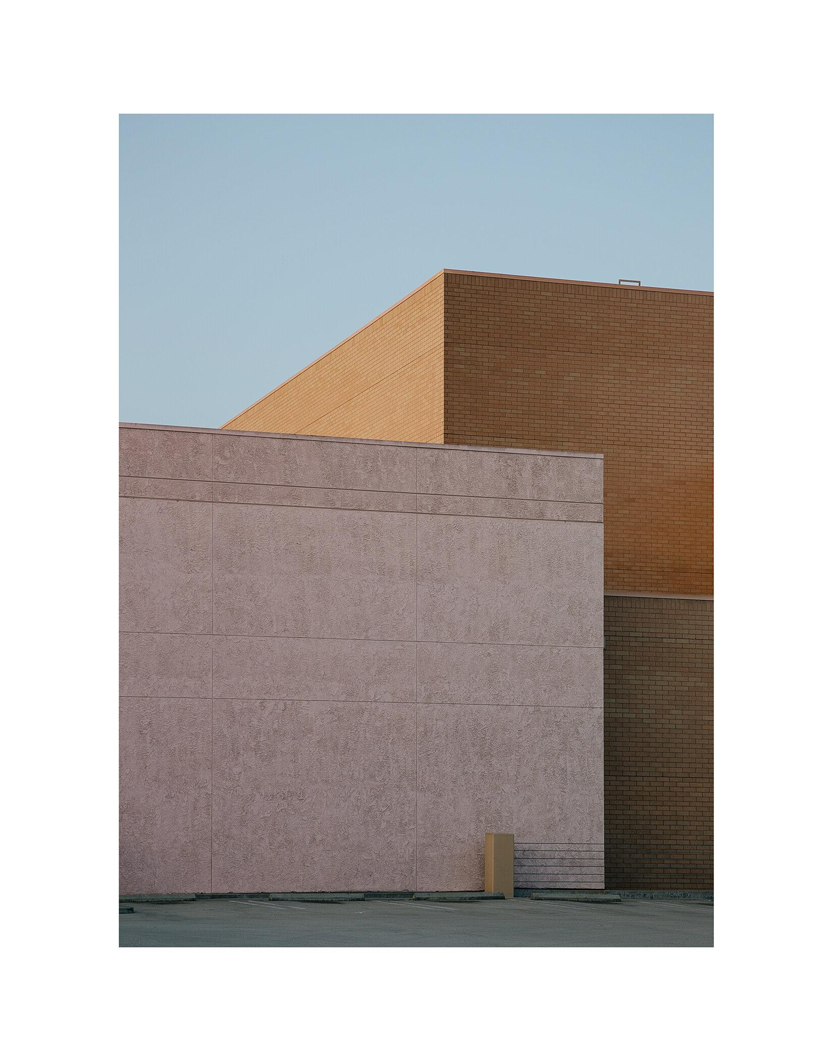 Solo Show, Urban Blocks/Brea, CA - Rachelle Mendez