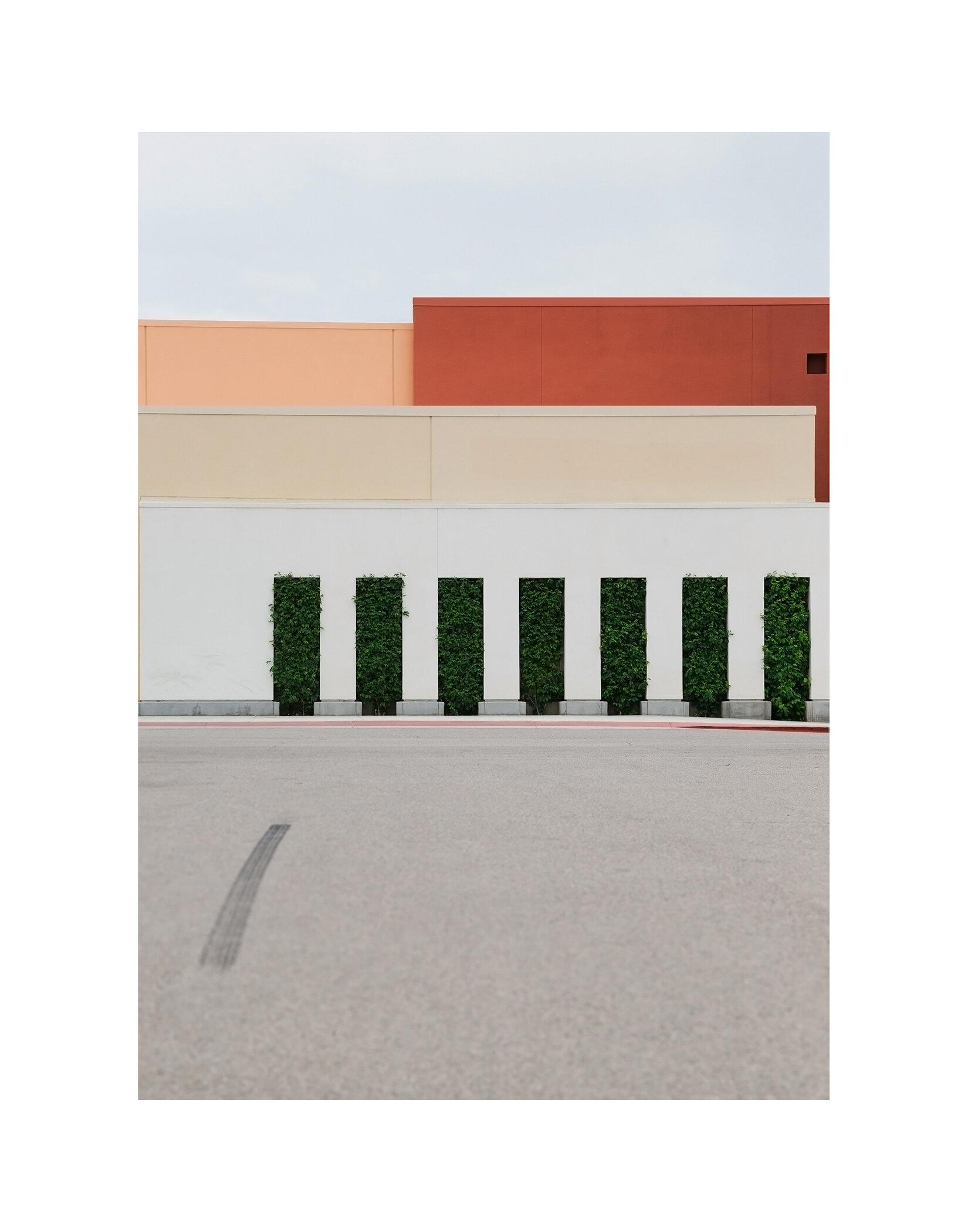 Solo Show, Contemporary Landscape/A Newer Topographic #4, CA - Rachelle Mendez