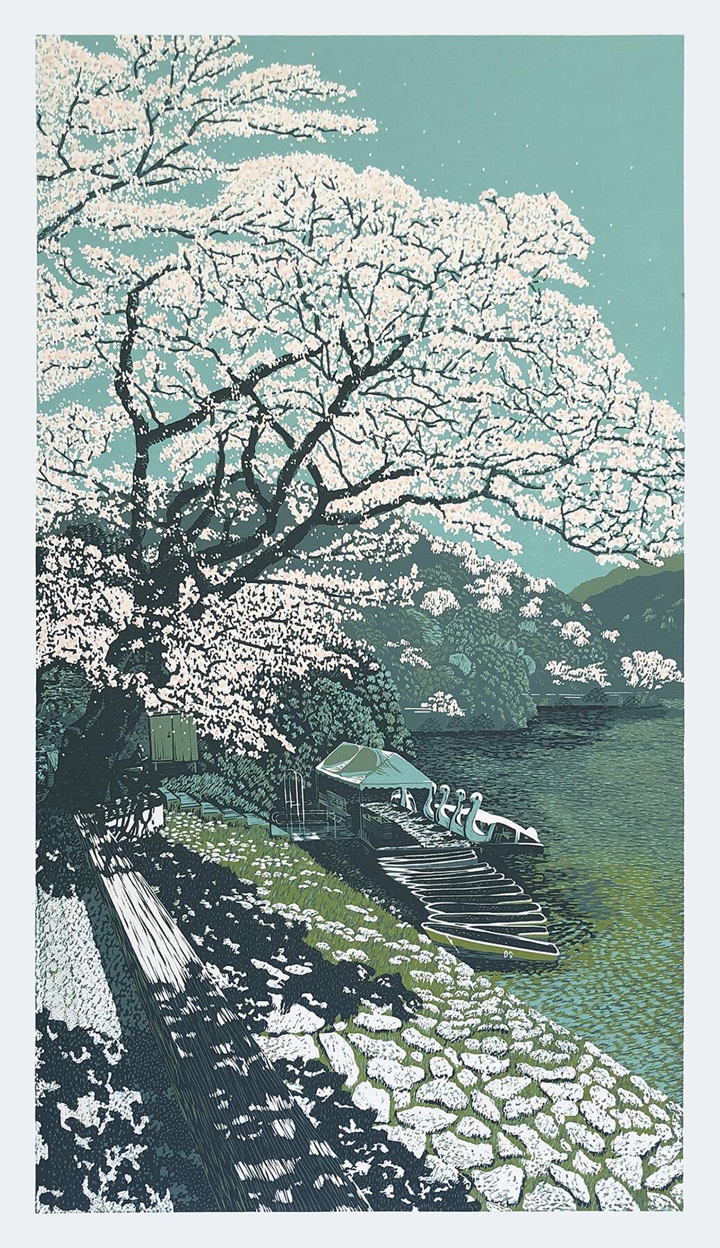 3rd Place, Sakura, Sakura - Naoto Ishikawa