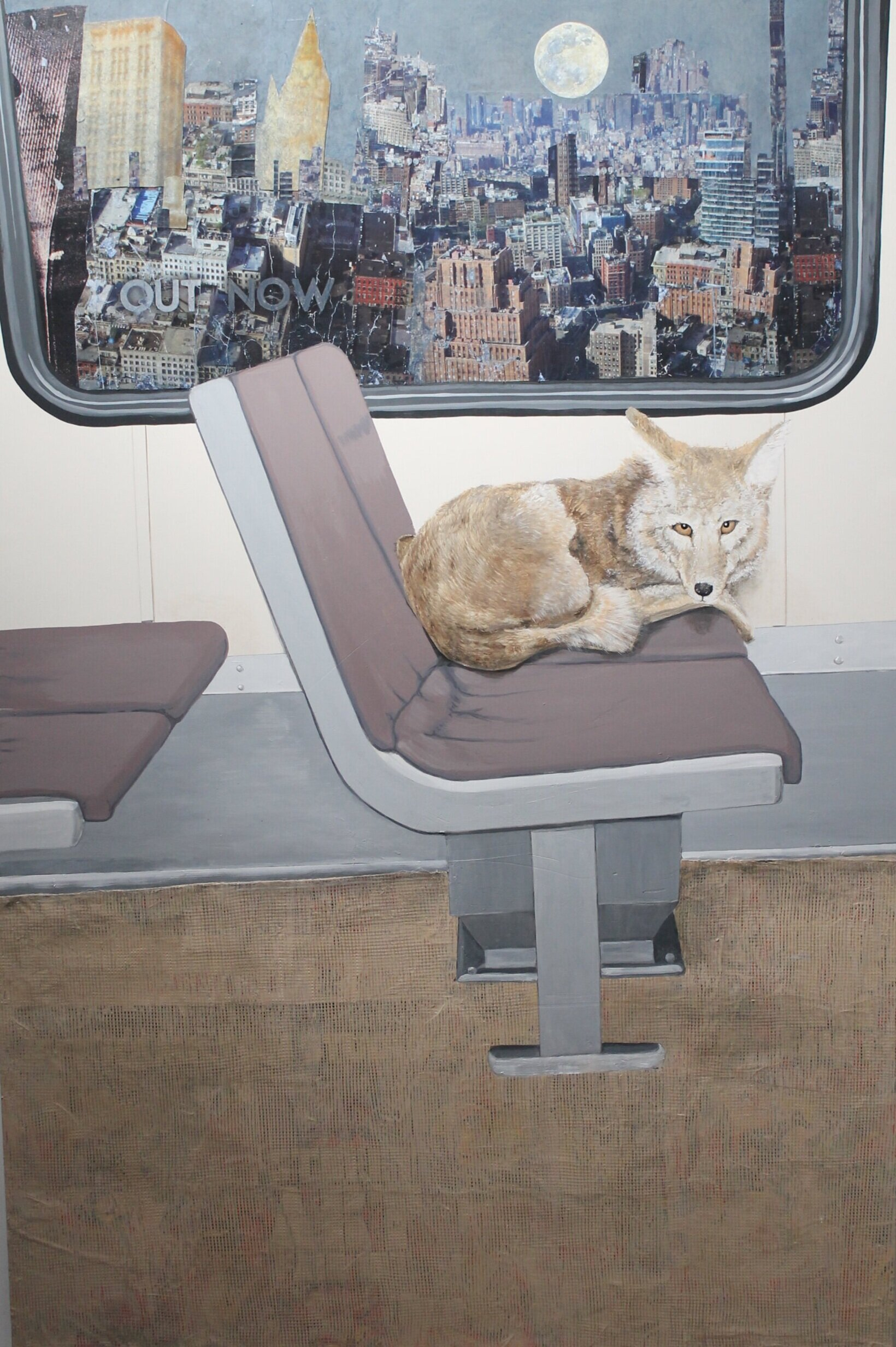 2nd Place, Expo Line - Erin Adams