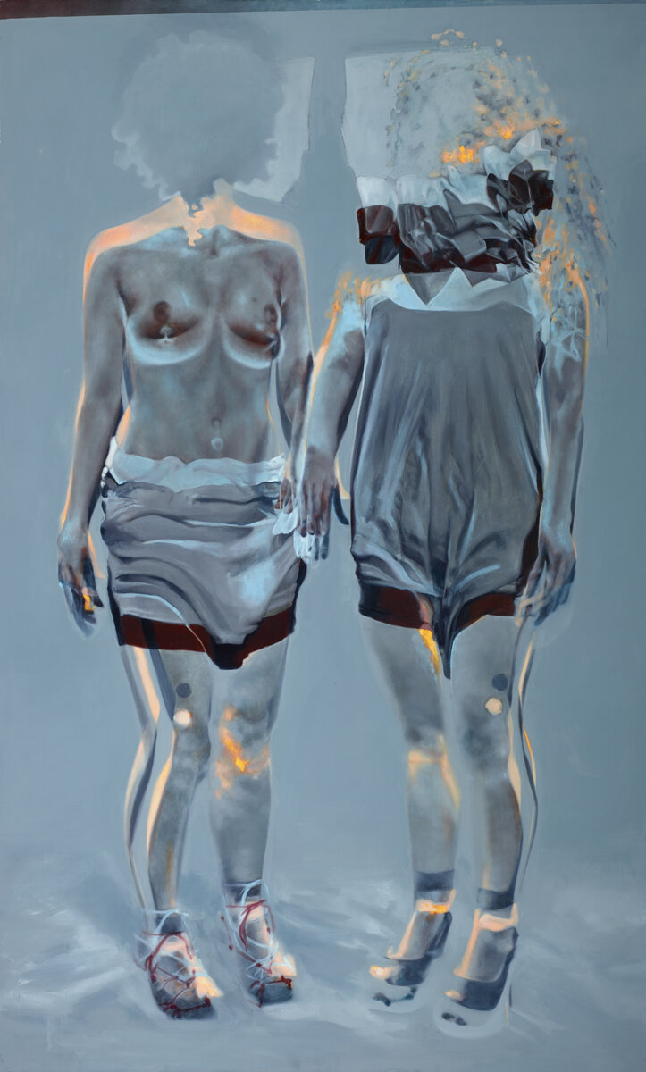 Solo Show, Reductive Overture - Zara Monet Feeney
