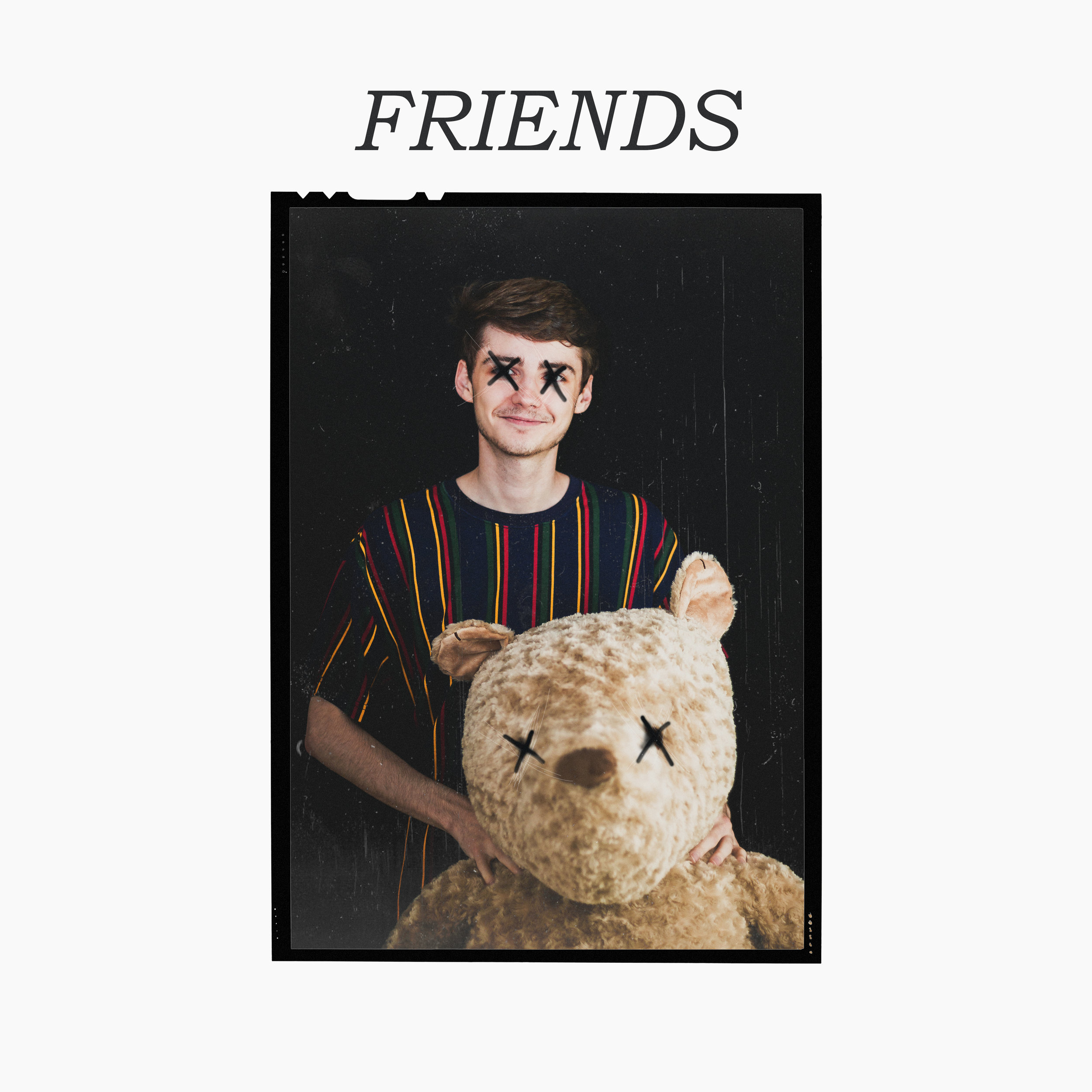 Friends - (2018) - Artwork by Josh Dane and Holden Mesk