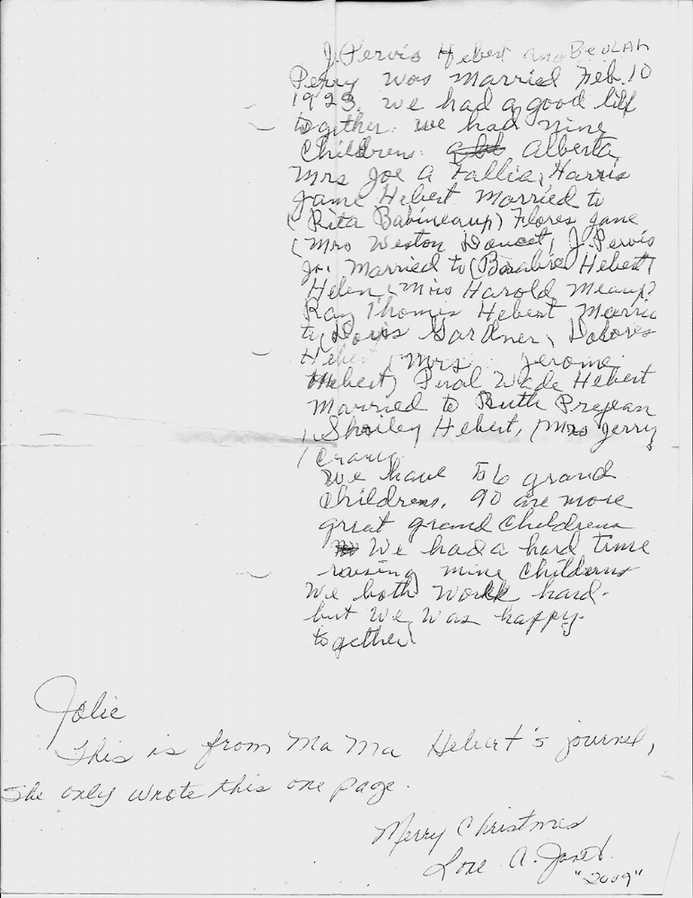 It's hard to understand just how smart this lady was because this letter was written in English which, like so many of her generation was not her first language. In French though, she was quick, and wise and funny. I have learned it unfair to judge someone's intelligence because of how they sound in their  second  language.