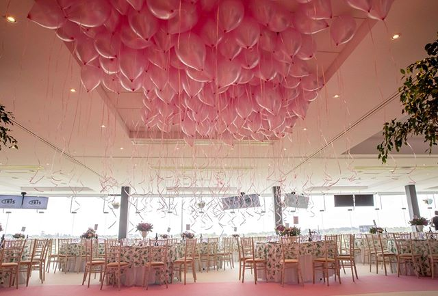 The Pavilion at Leopardstown Racecourse looked fabulous for Ladies Day in May, it is the perfect location to suit any event! * * * * * #food #catering #venue #leopardstown #dublin #racing #balloons #room #roomsetup #caterers #hospitality #foodie #inspo #events #eventprofs #interiorinspo #decor #love #drinks #pink #champagne #ladiesday #horseracing