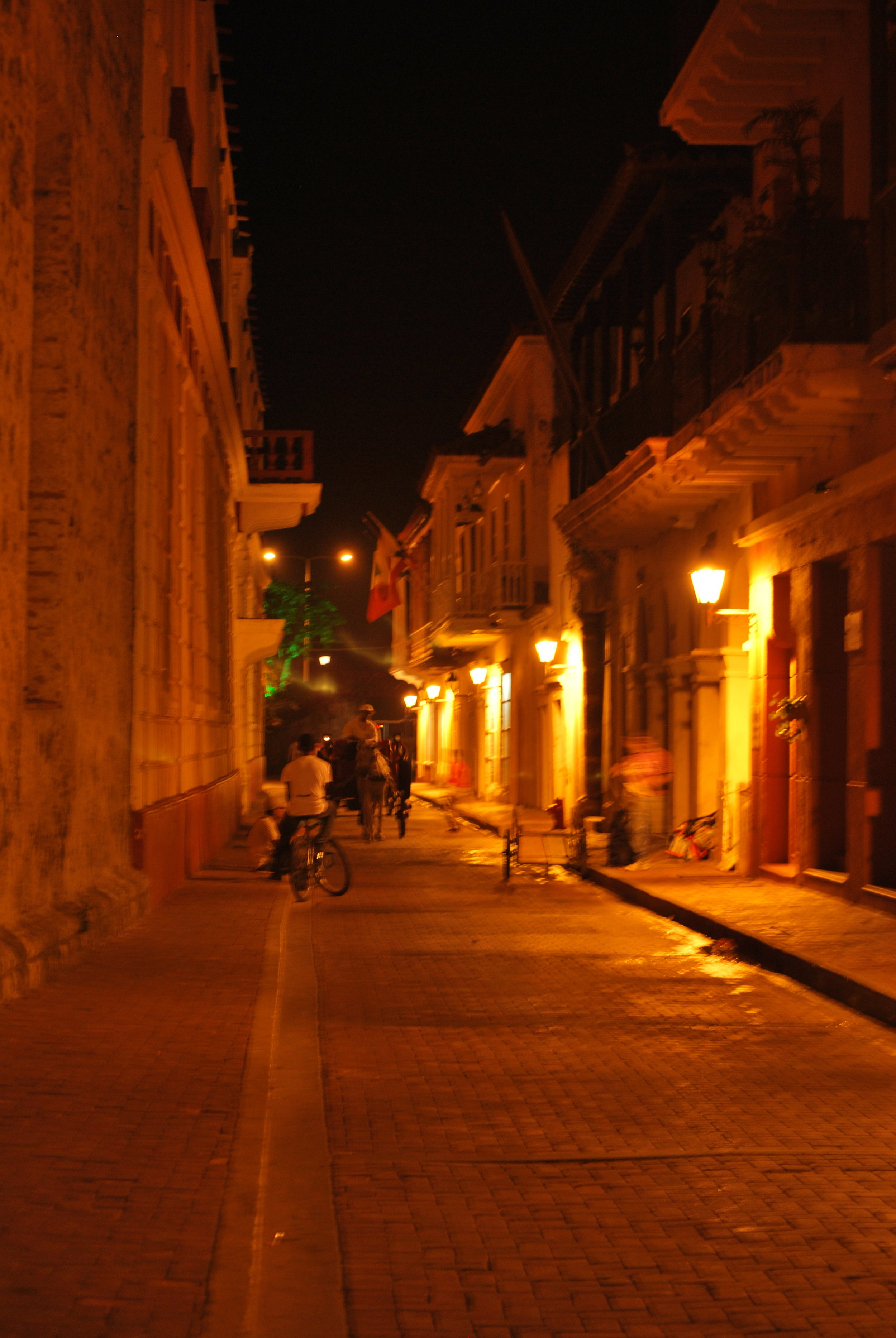 Cartagena and its ever-changing street names