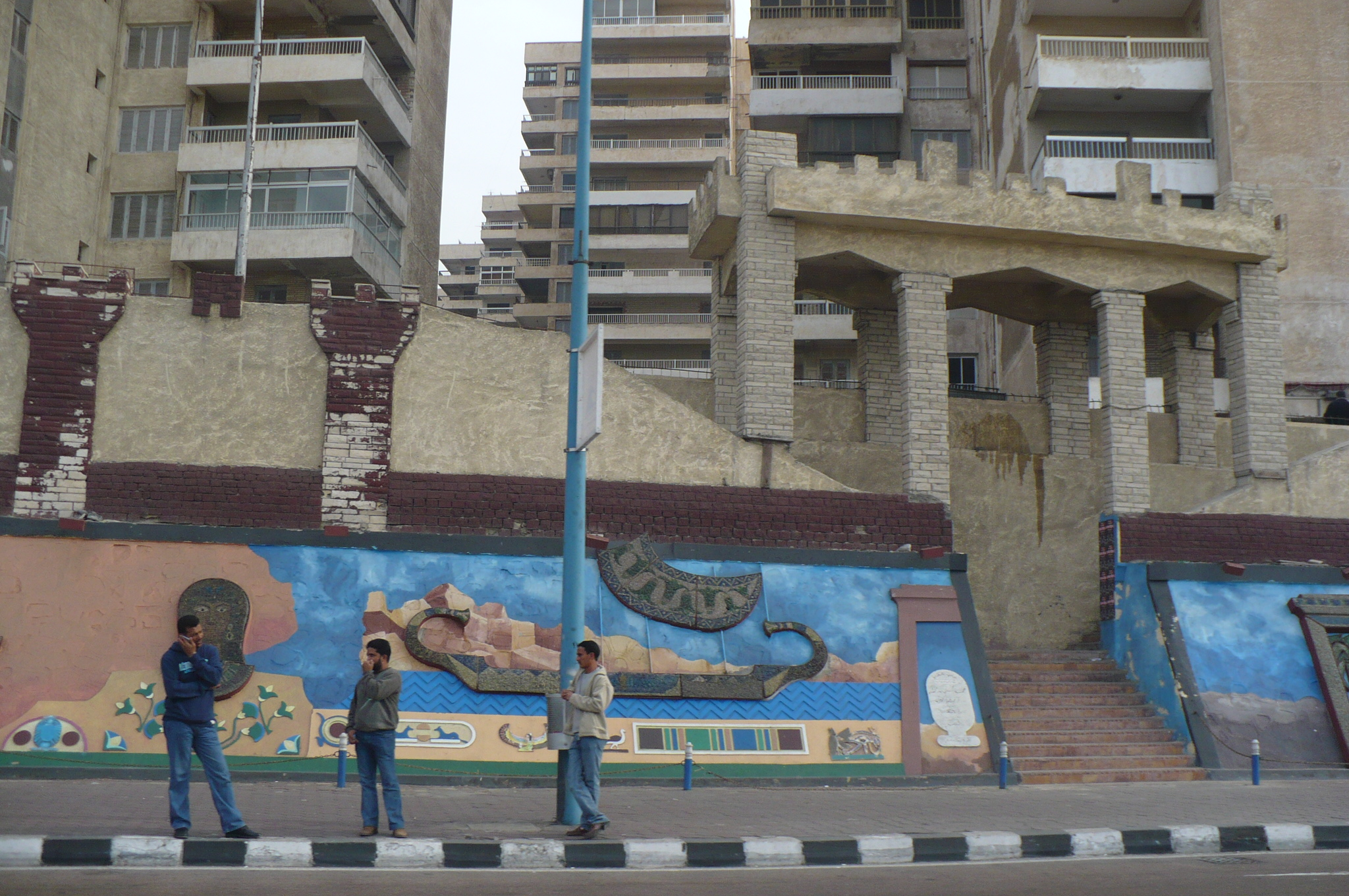 Alexandria and its lovely details