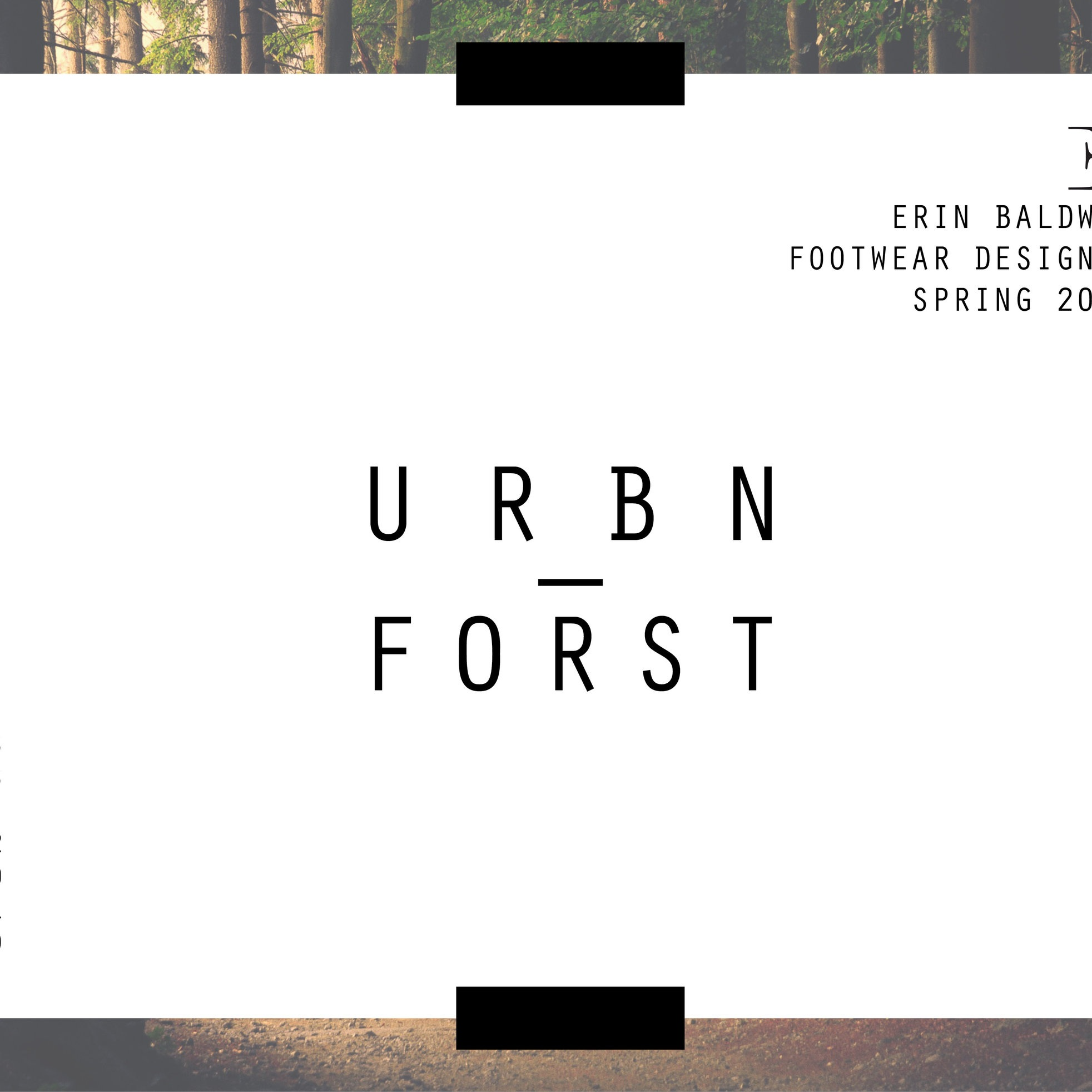 URBN FORST - Active Footwear Collection