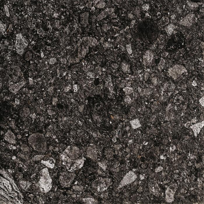"evo 2 norr svart dark grey, black, brown 24"" x 24"" 2cm outdoor tile paver"
