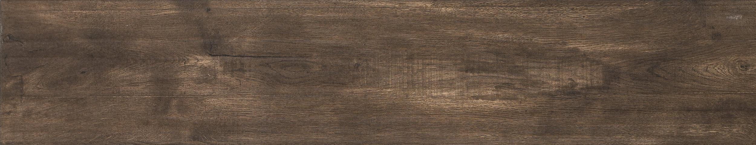 """log wood 6.5"""" x 39.25"""" brown"""