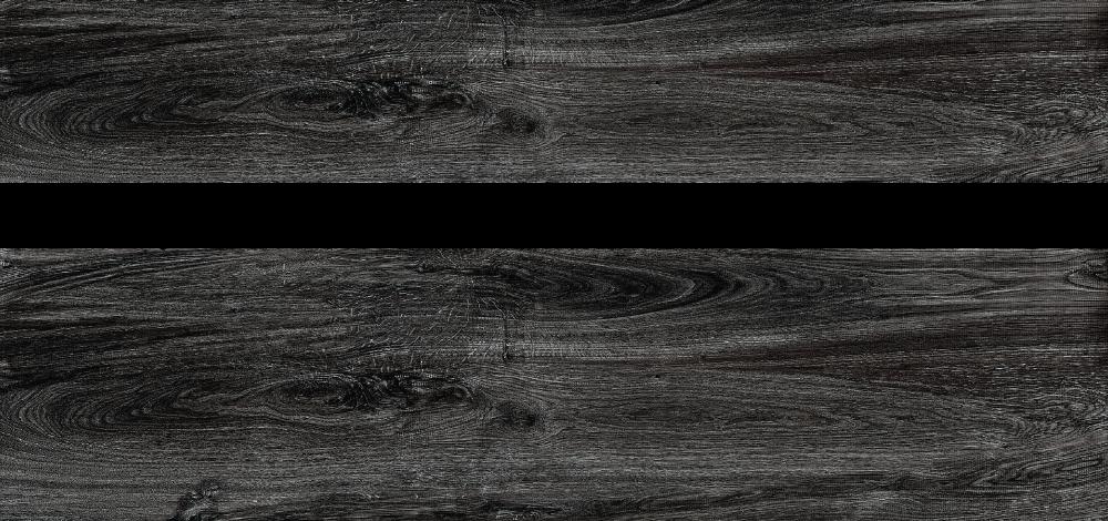 vogue, wood look tile, antracite, black