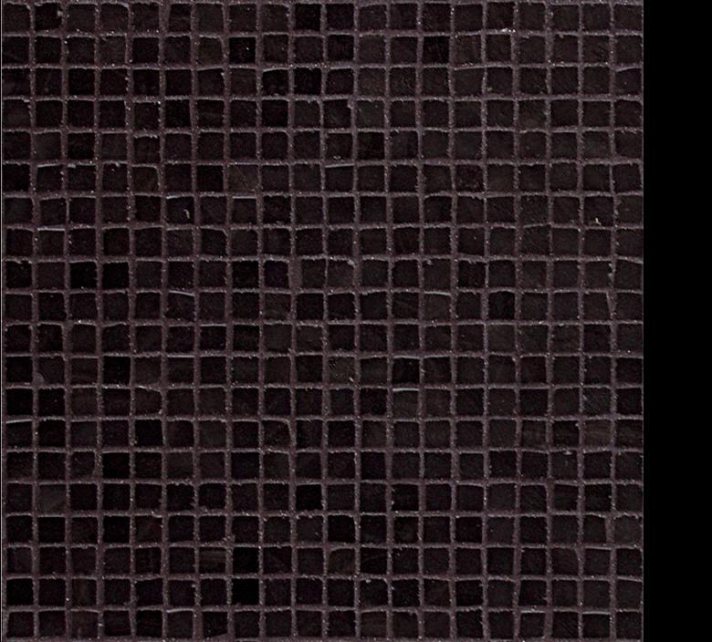 Vetro Glass Mosaic Carbone