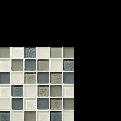 smooth-hexagon-white.mosaic mesh wall tile