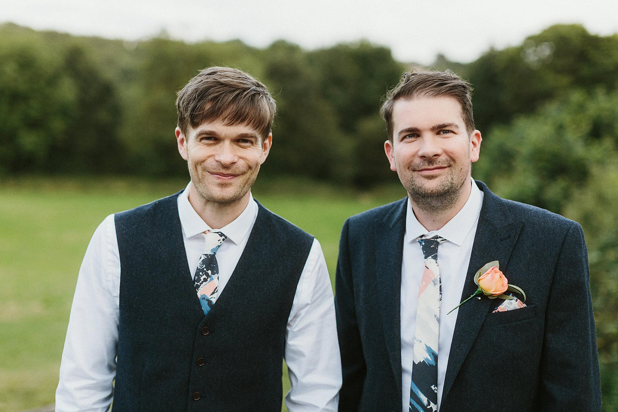 Liz + Chay's Wedding - Yorkshire / UK