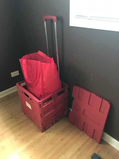 The Red Cart of Doom. -