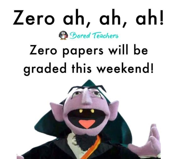 Image Credit: Bored Teachers