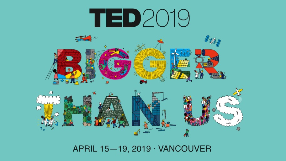 Soucre: ted2019.ted.com