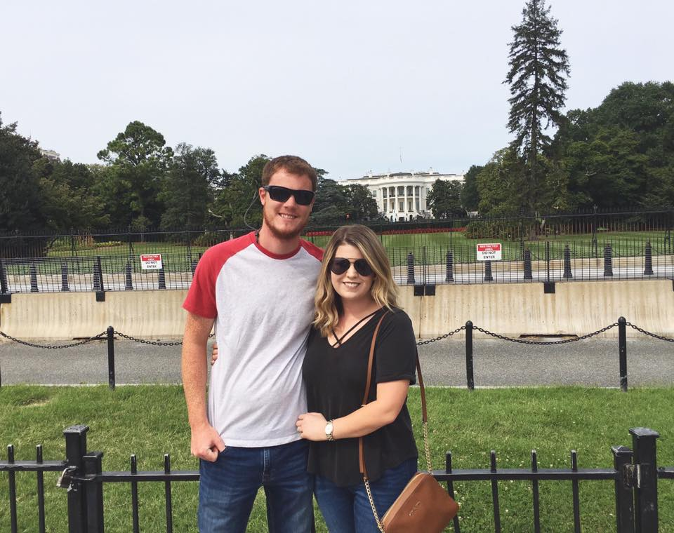 Day 3 was spent touring the Arlington National Cemetery. We then headed back to the National Mall area to tour the Natural History Museum and see the White House.  (Also used this say to snap a photo in front of the Colette Miller Wing Mural at Embassy Row Hotel.)