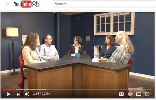 The Immigration Committee discusses the coordination between the Pro Bono Law Center and the Multicultural Center, and what Talbot Rising Members can do to help!
