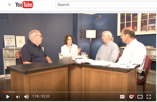 The next installment in Talbot Rising's series of educational video programs on important issues is a discussion on single-payer health care. Click  here  and read below to learn about this new twist in the health care debate.