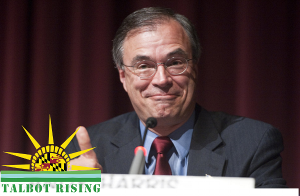 Talbot Rising Monitors Rep. Andy Harris - Throughout the year Talbot Rising has been scrutinizing the actions and stances of its MD-1 Congressman, Rep. Andy Harris. A Freedom Caucus member, he refuses to take direct questions at town halls and favors rigged tele-town halls. So, we are monitoring his actions, statements, and bills over the past year.