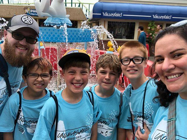 Annual Valley Fair Selfie @muuuce.cov