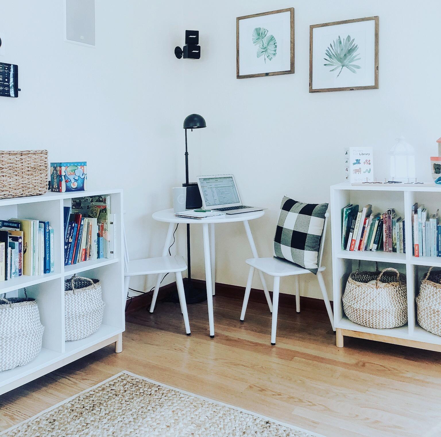 Kids Table & Chairs  |  Buffalo Check Pillow Case  |  Similar Art  |  Similar Art