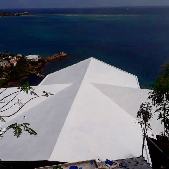 @villaalizesbvi #newroof took a long time but we are almost ready