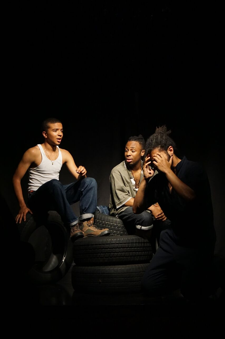 E.A.T.T.'s 2017 Summer Production of The Brothers Size