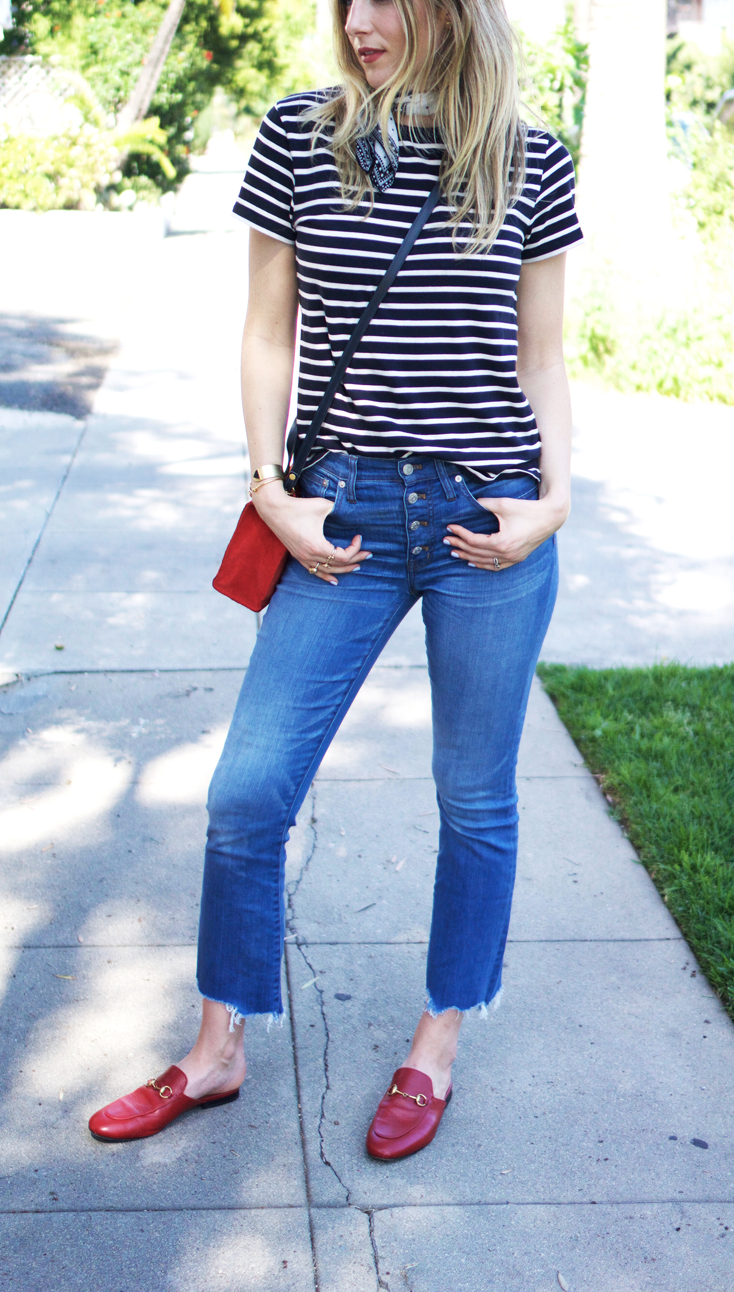 stripedtop-buttonflyjeans-redgucciloafers6.jpg