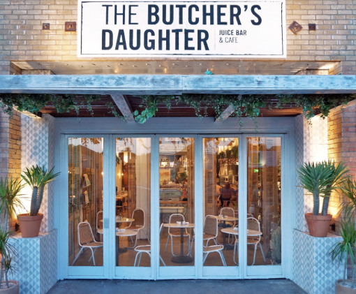Okay, so Butchers Daughter is on my  eats  list as well because its great in both categories. Also, I cannot go to Venice and leave without visiting this inspiring spot. Its so so so stylish. I cannot gush about it enough! The open beam ceiling, white painted brick, wood sided ceilings, down to the potted plants make me feel the need to revamp my home!It's that gorgeous. The coffee is great and the eye candy is off the hook.Do yourself a favor and GO.