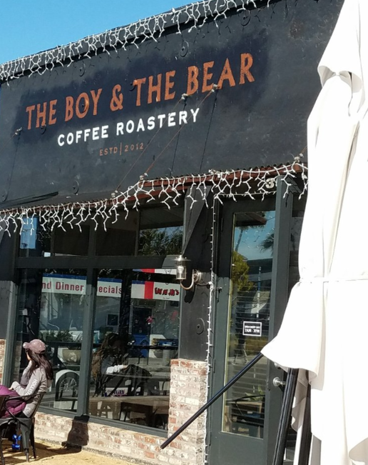 Similar to Two Guns,  The Boy and the Bear  is a quality coffee shop that satisfied the craving for a new artisanal and hip coffee shop in the South Bay. This spot is just south of Manhattan Beach in a more mellow and low key beach city, Redondo Beach.