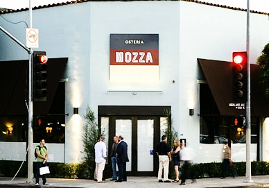 Osteria Mozza  is perfect for a special occasion dinner. We drool over this place. The mozzarella bar is heaven! I rarely eat dairy products but will totally make an exception for the best. It ranks in my top 2 restaurants in LA if that gives you an idea of how good it is. Note: If you're looking for a casual and down to earth place, this isn't the place.. It can feel a bit stuffy at times but the food is way worth it.
