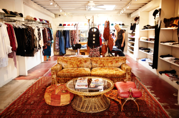 Principessa  is the ultimate California casual boutique, carrying brands that scream boho luxe. This boutique perfectly matches the vibe of  Venice Beach  and Abbot Kinney, where its located. I love this shop for feminine and effortless pieces.