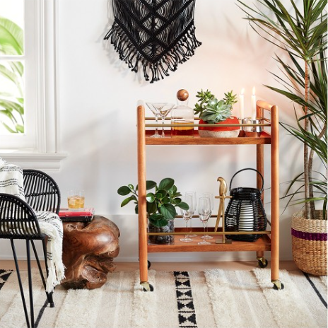 Okay, Im just a little bit obsessed with  Target  Home right now! They have majorly stepped up their home game and I am stoked on it. I love how companies are creating cool and chic home decor for affordable prices. Check it out!