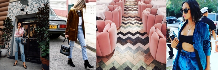 Inspo images via Song of Style and my Pinterest