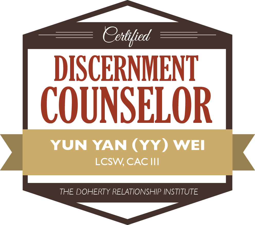 Sex Therapy, Couples Therapy, Marriage Counseling, Discernment/sTAY OR gO