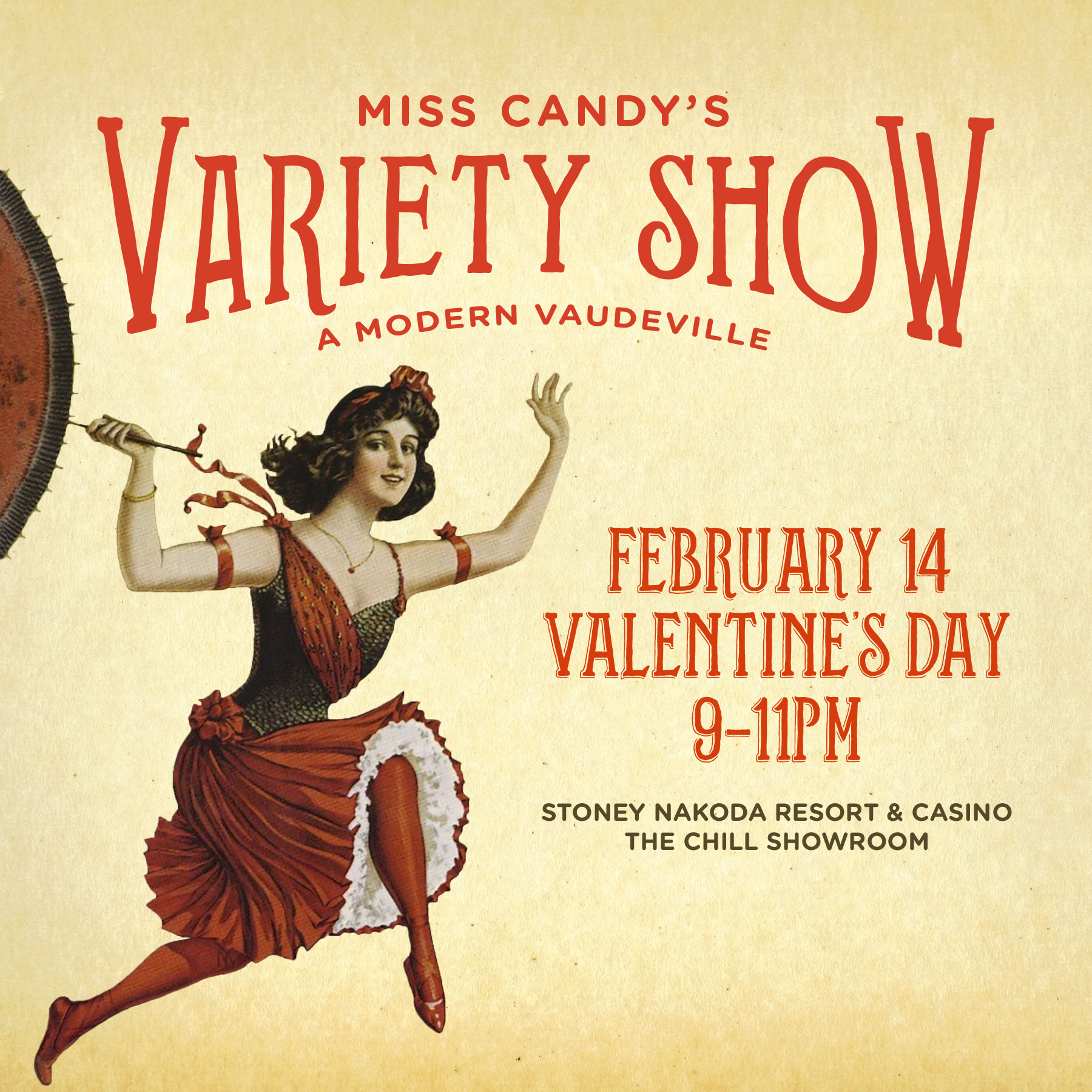 Miss Candy's Variety Show