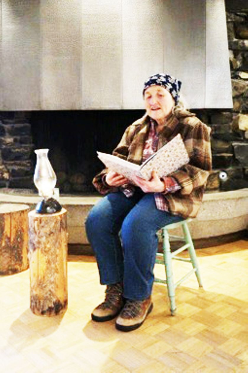 Truscott brings Canmore's Lizzie Rummel back to life on stage