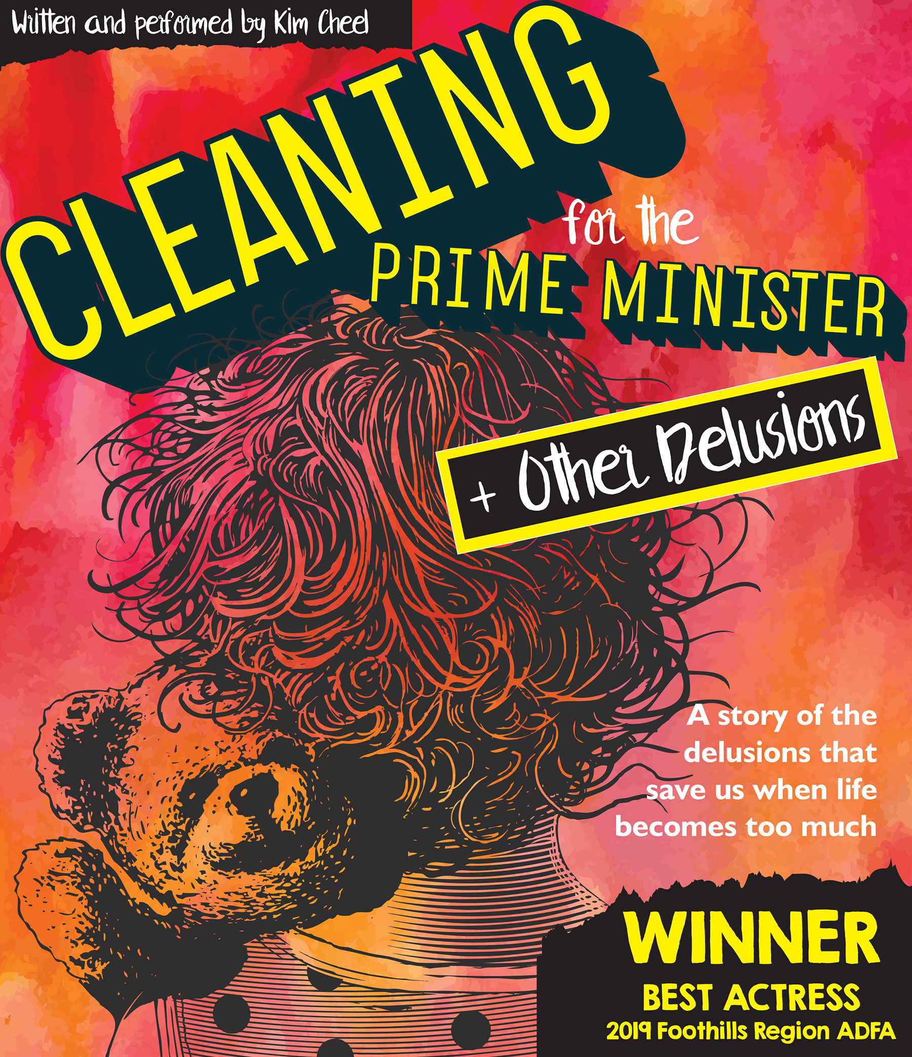 Cleaning for the Prime Minister + Other Delusions