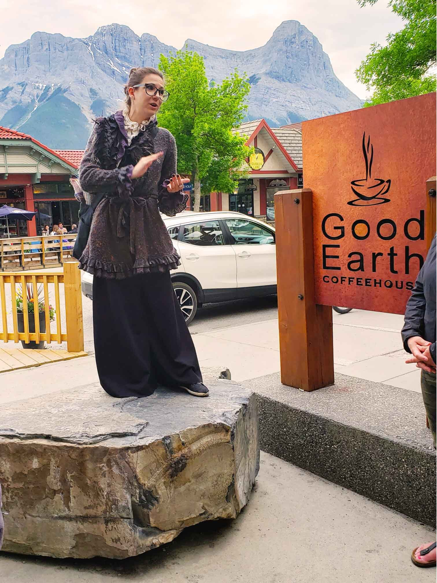 Banff & Canmore Ghost Walks