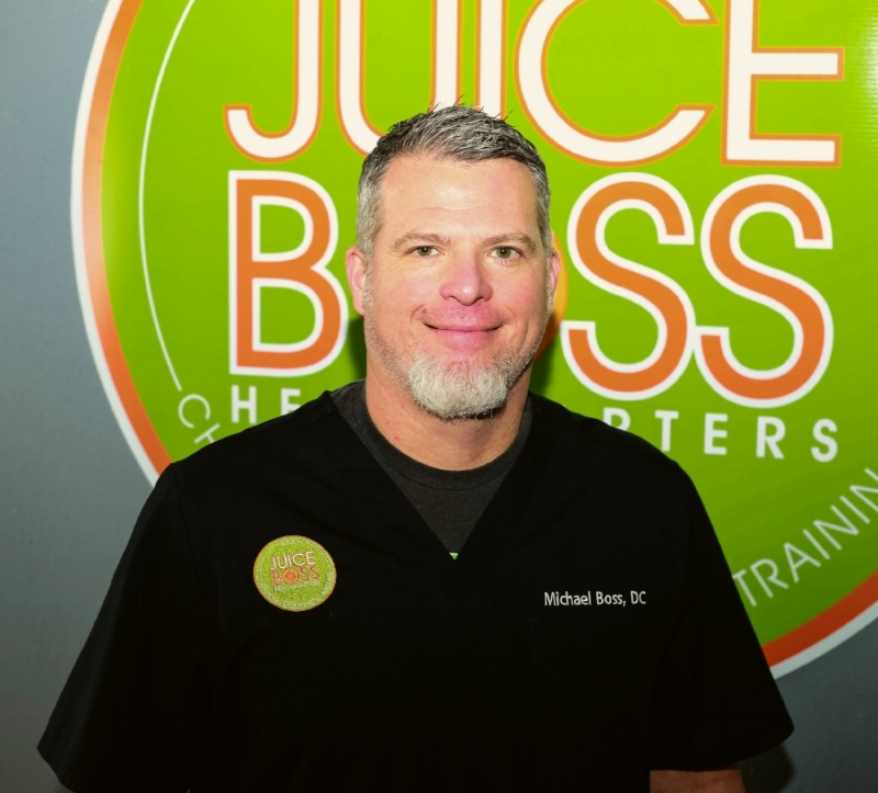 Dr. Michael S. Boss - Doctor of Chiropractic
