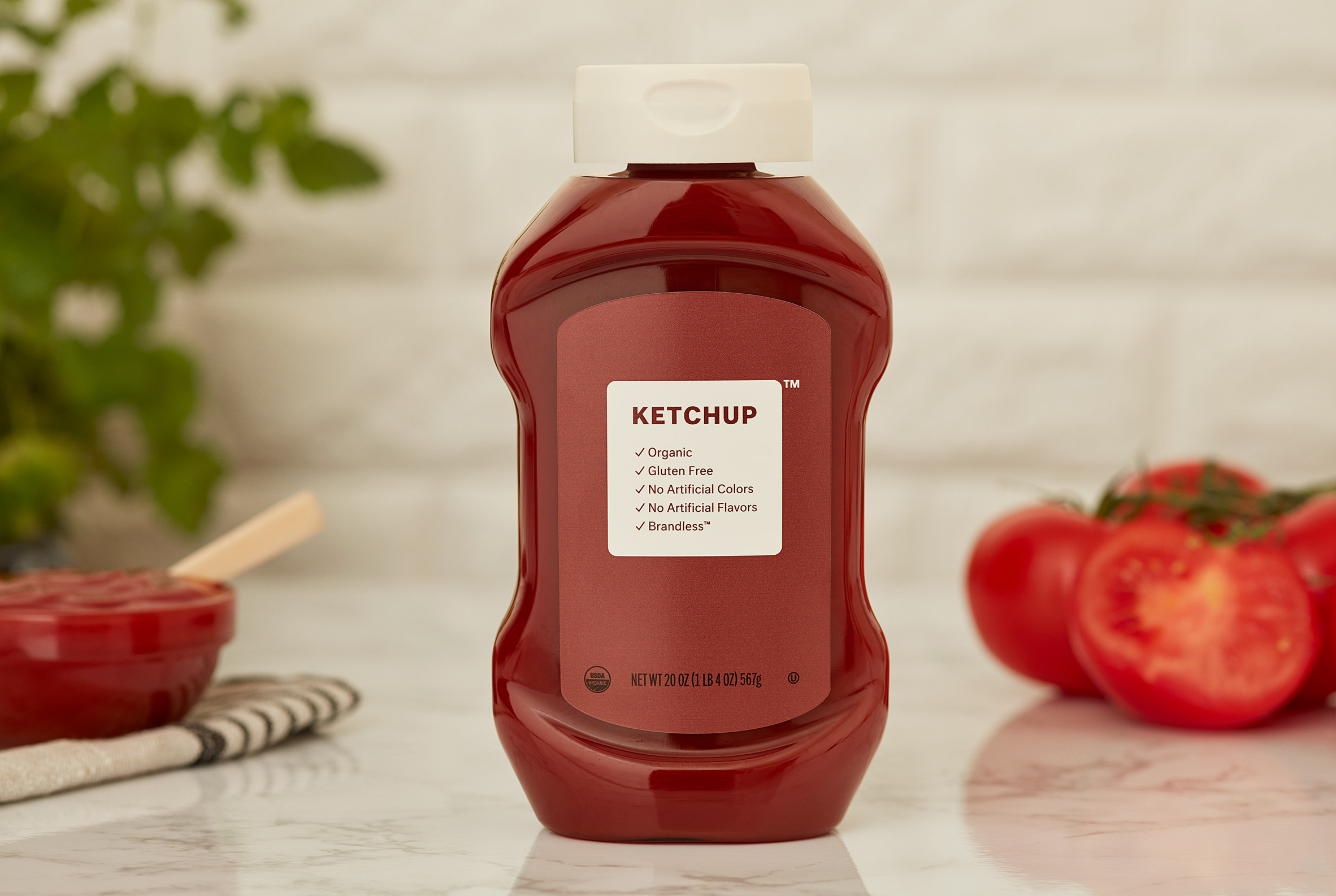 Brandless Ketchup