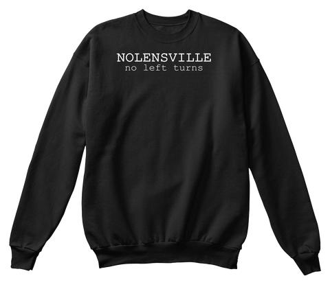 No Left Turn Nolensville