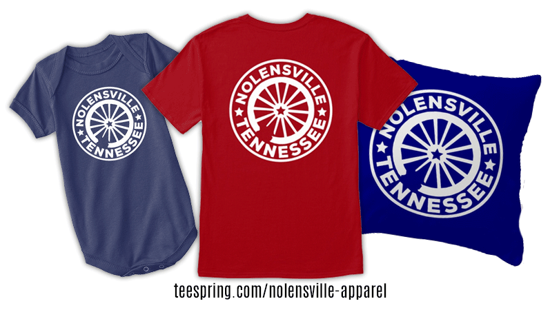 Nolensville, Tennessee Apparel
